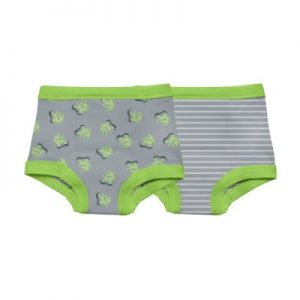 Kit de Desfralde Cueca 2 unid Monstrinho - Green Sprouts